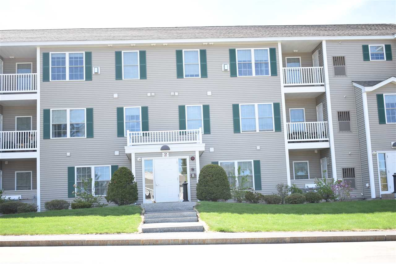 image of Londonderry NH Condo | sq.ft. 934