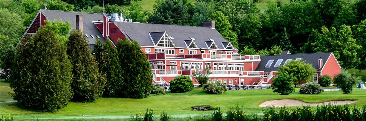 Magnificent Quechee Club House