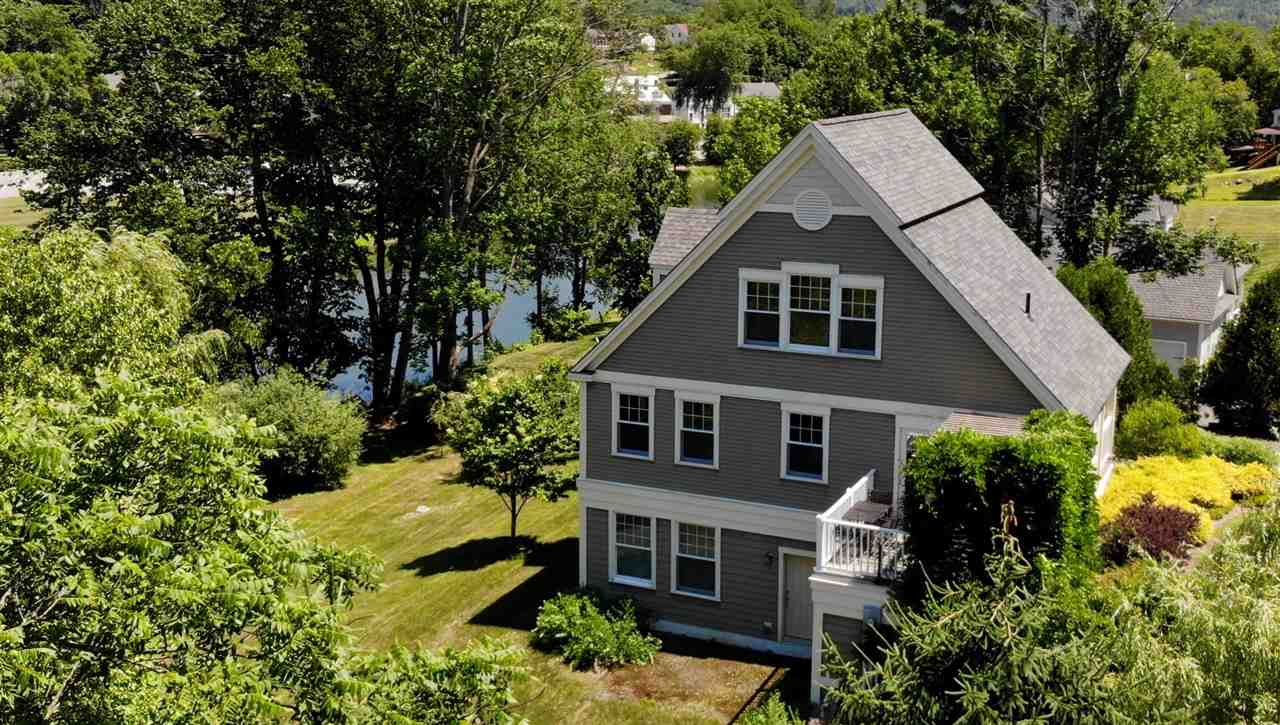 VILLAGE OF QUECHEE IN TOWN OF HARTFORD VTLake House for sale $$650,000 | $263 per sq.ft.