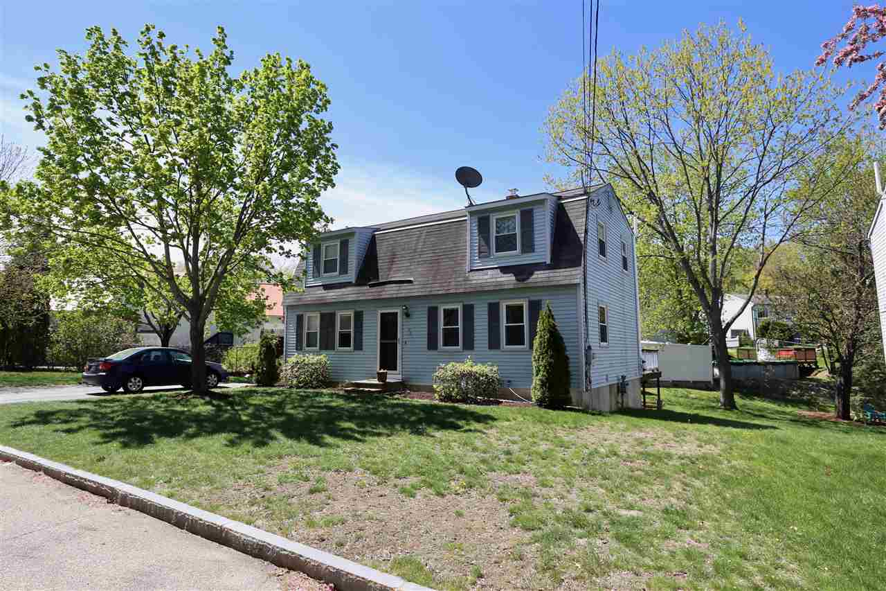 MANCHESTER NH Home for sale $$275,000 | $159 per sq.ft.
