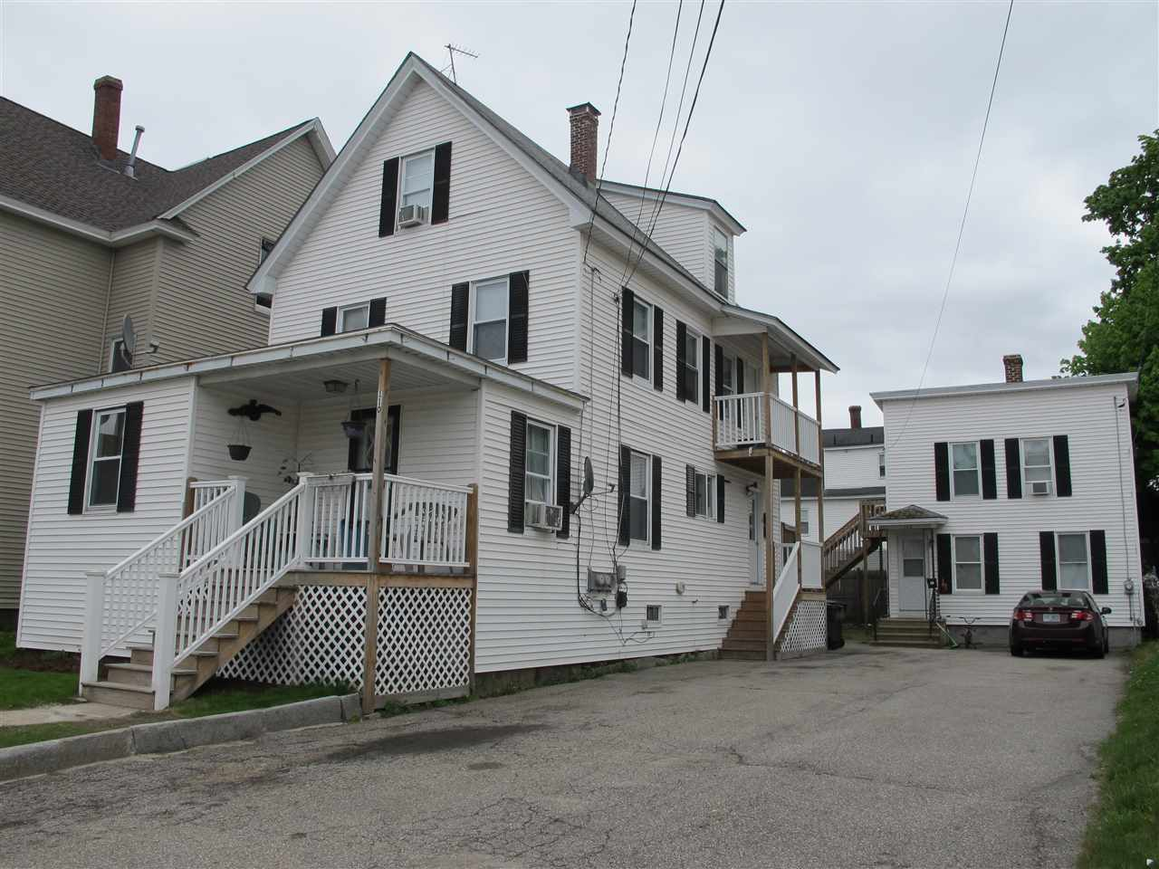 image of Manchester NH  3 Unit Multi Family | sq.ft. 3454