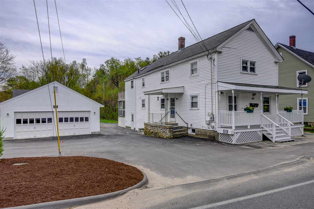 Jaffrey NHMulti Family for sale $List Price is $257,500