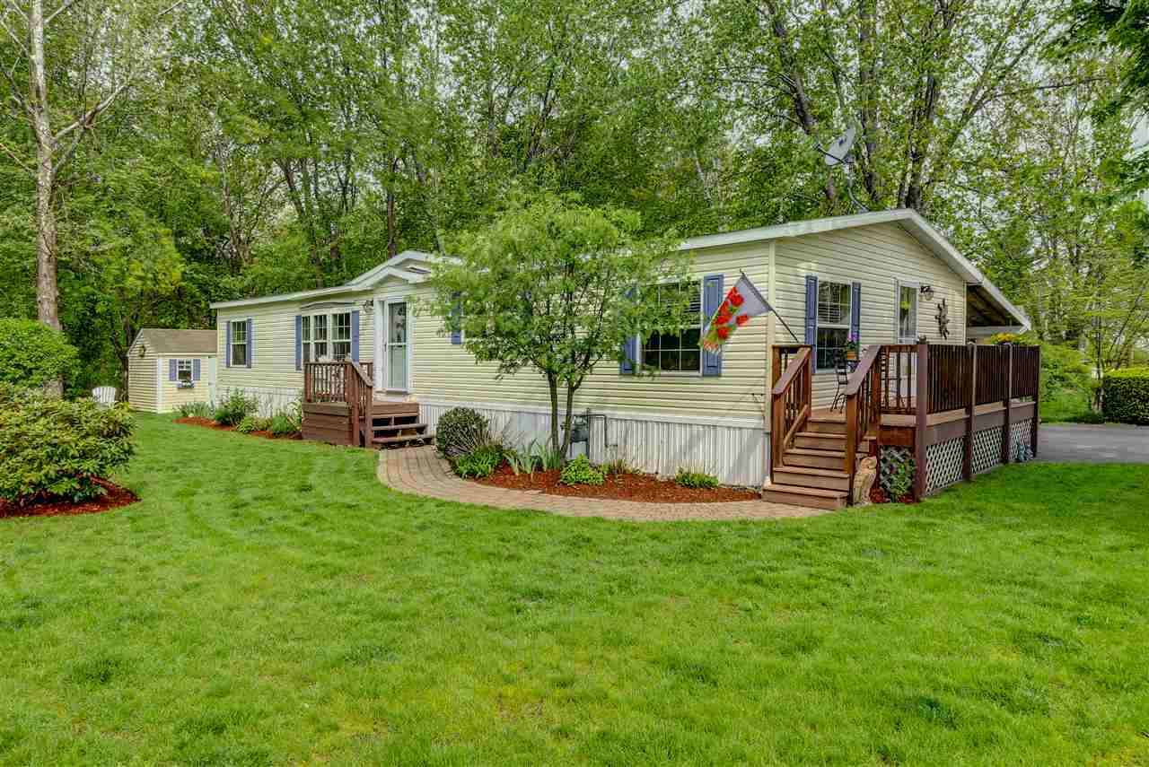 Merrimack NHMobile-Manufacured Home for sale $List Price is $175,000