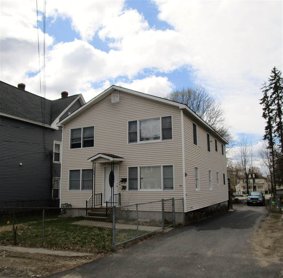 image of Manchester NH  2 Unit Multi Family | sq.ft. 3276