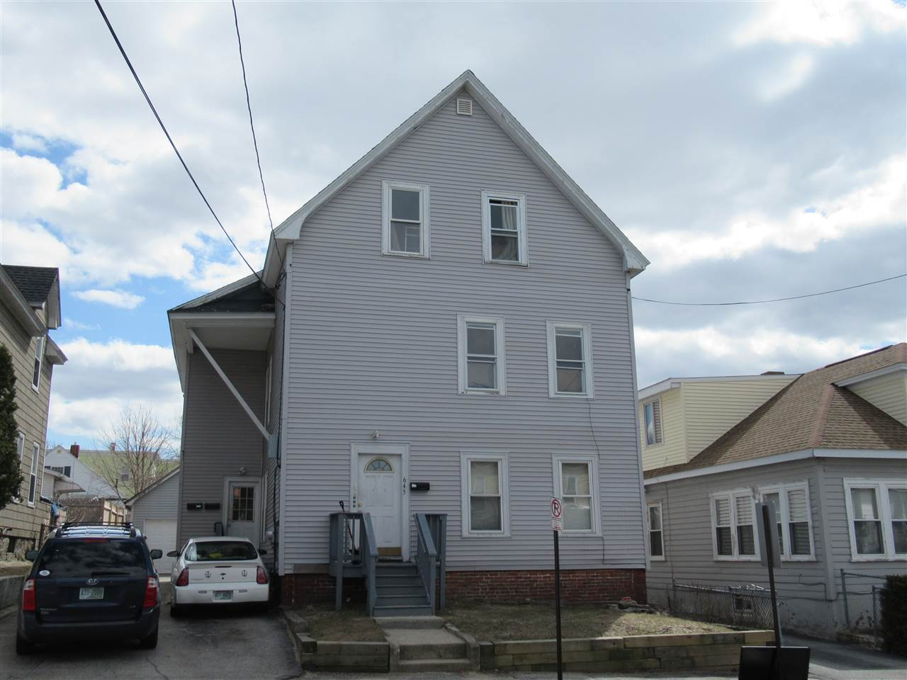 image of Manchester NH  3 Unit Multi Family | sq.ft. 3515