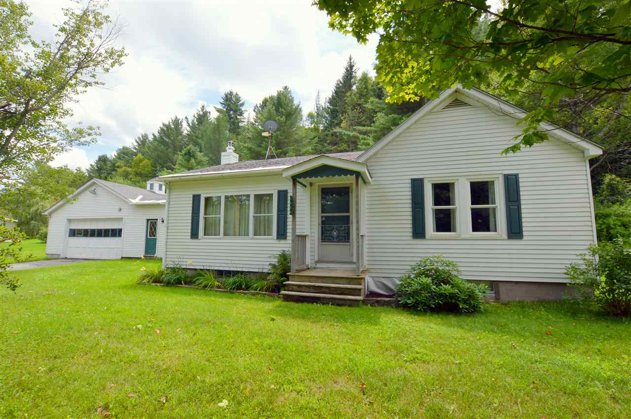 MOUNT HOLLY VT Home for sale $$169,000 | $137 per sq.ft.