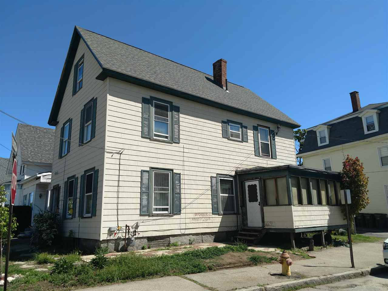 Manchester NH Home for sale $List Price is $159,900