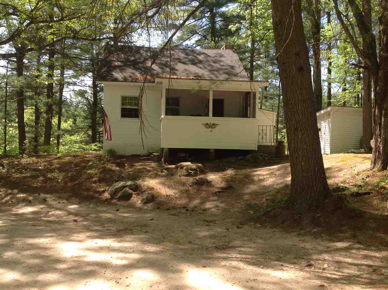 Effingham NH Home for sale $$115,000 $131 per sq.ft.