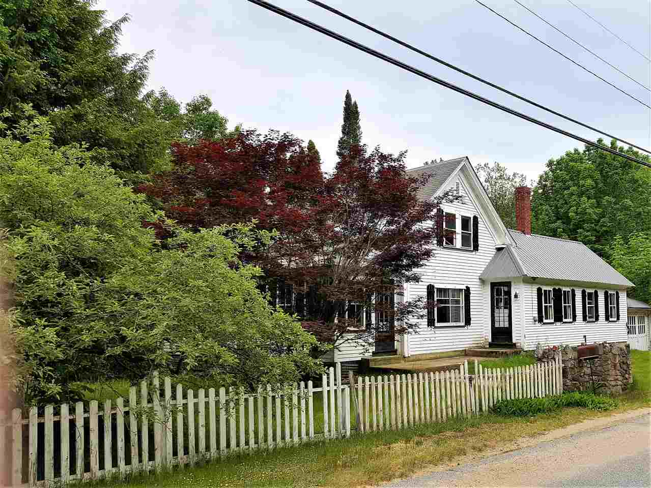 EFFINGHAM NH  Home for sale $95,000
