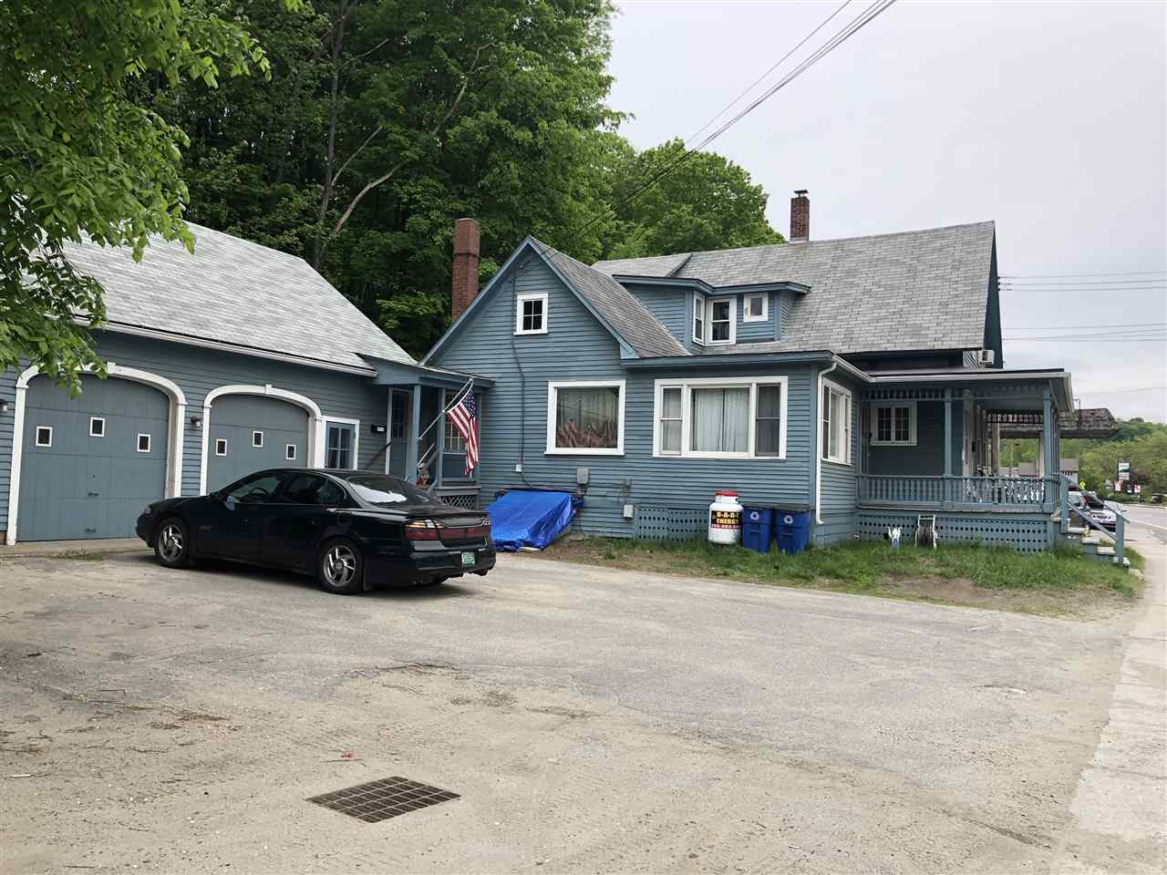 Springfield VT Multi Family for sale $List Price is $99,000