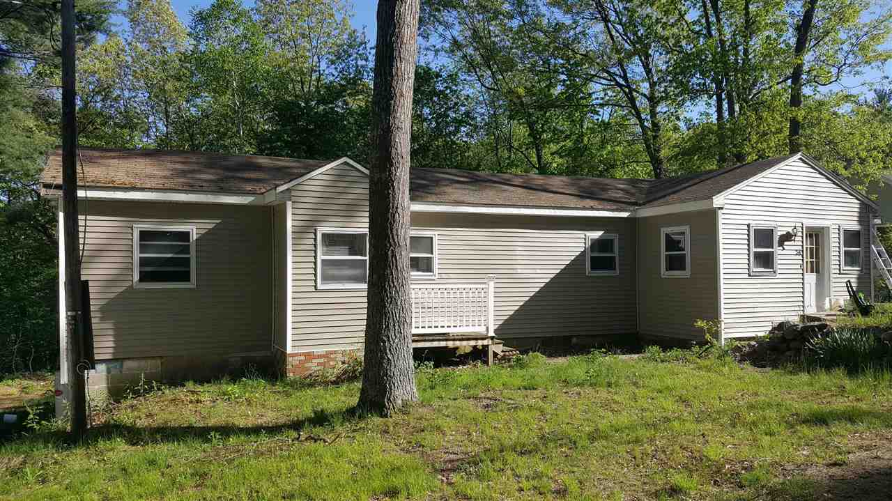 Raymond NH Home for sale $List Price is $109,900