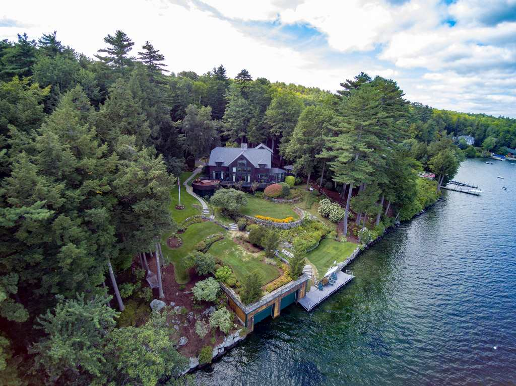 MEREDITH NH  Home for sale $3,750,000