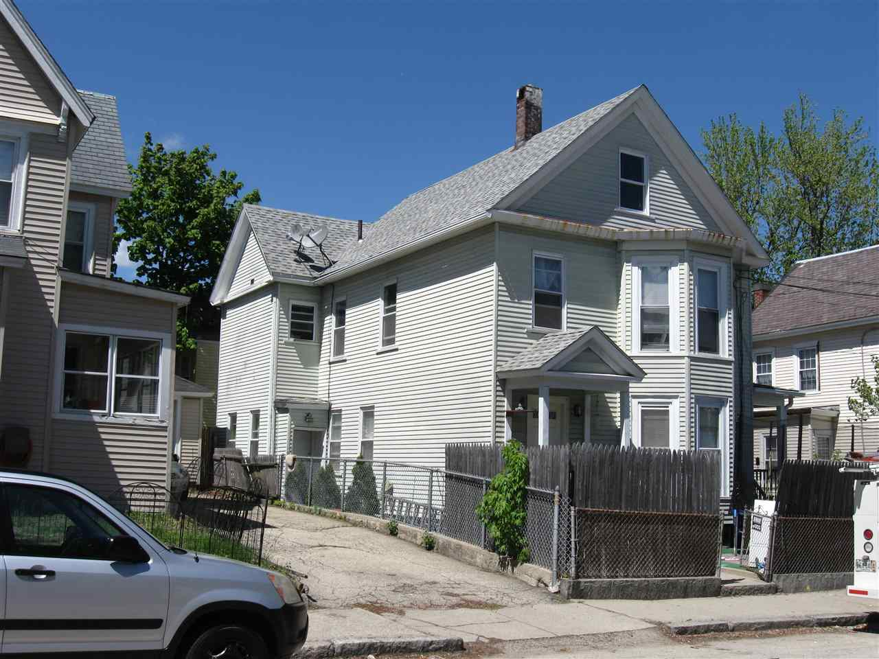 Nashua NH Multi Family for sale $List Price is $255,000