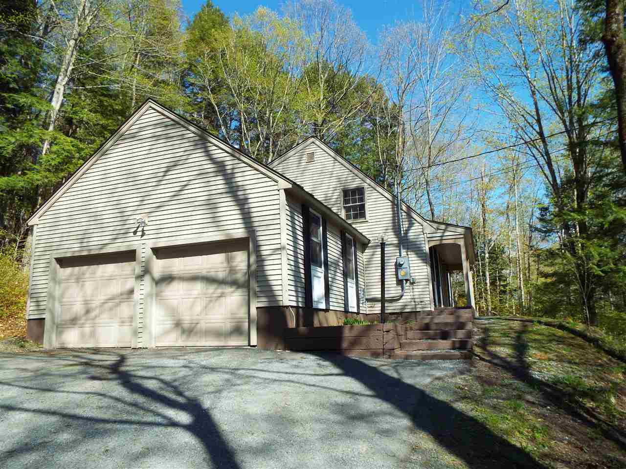 Village of Quechee in Town of Hartford VT Home for sale $List Price is $269,000
