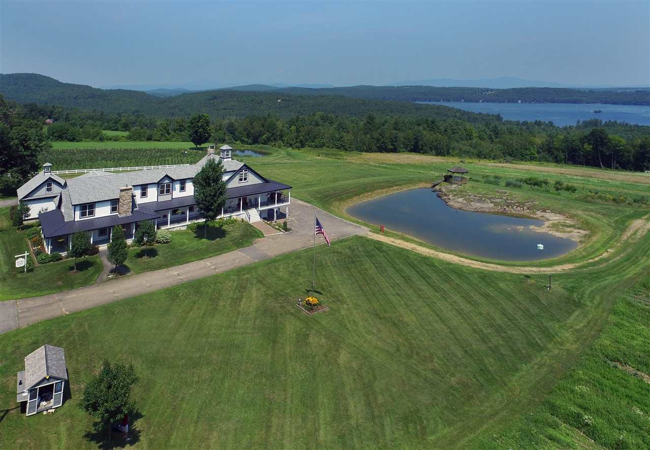 SANBORNTON NH  Home for sale $4,495,000