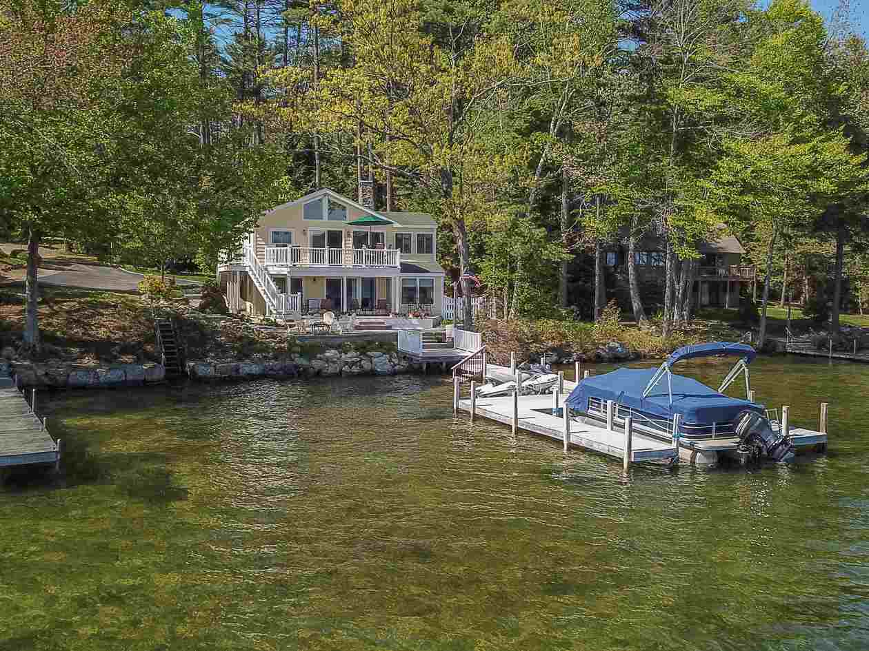 MOULTONBOROUGH NH  Home for sale $1,095,000