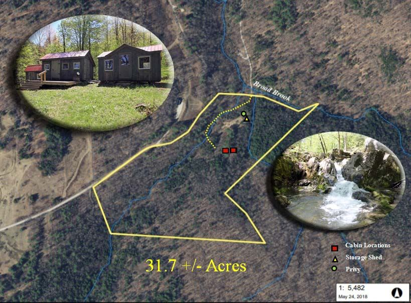 PLYMOUTH VT Lake House for sale $$89,900 | $243 per sq.ft.
