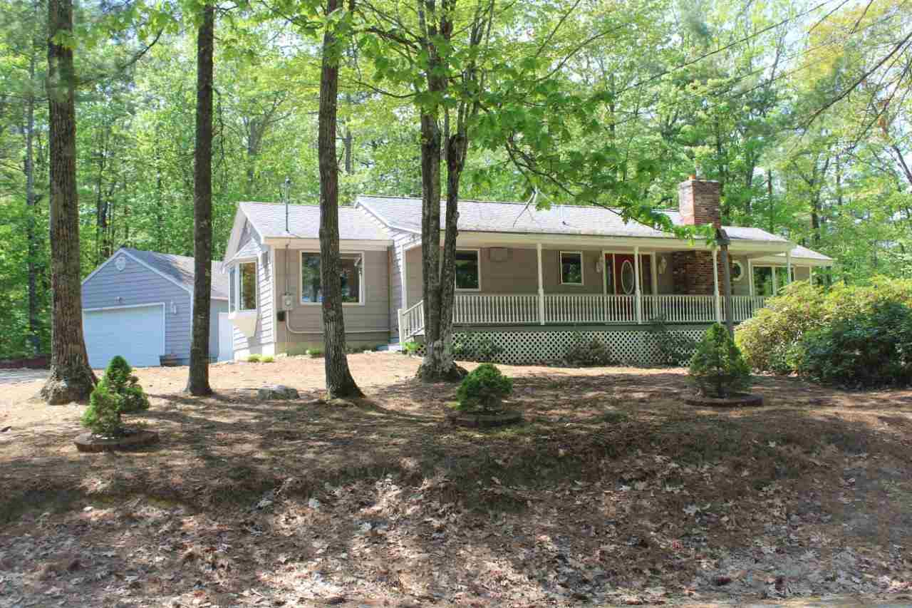 OSSIPEE NH Home for sale $244,900