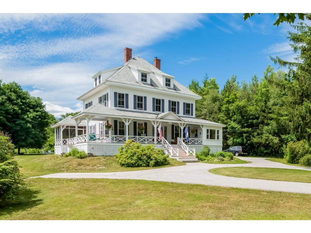 WOLFEBORO NH  Home for sale $549,000