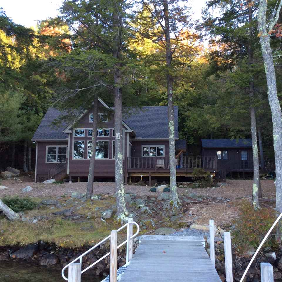MLS 4695638: 8 Little Bear Island, Tuftonboro NH