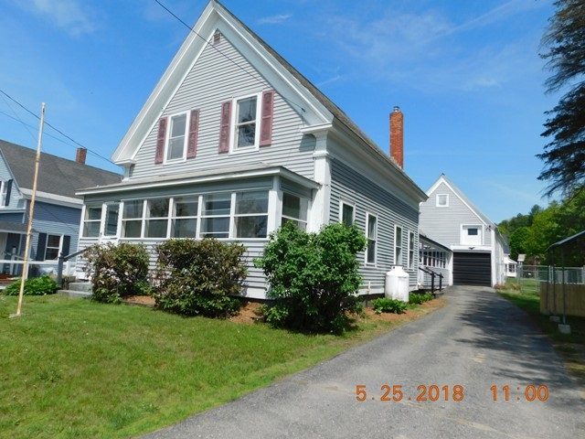 Village of Proctorsville in Town of Cavendish VT Home for sale $List Price is $124,900