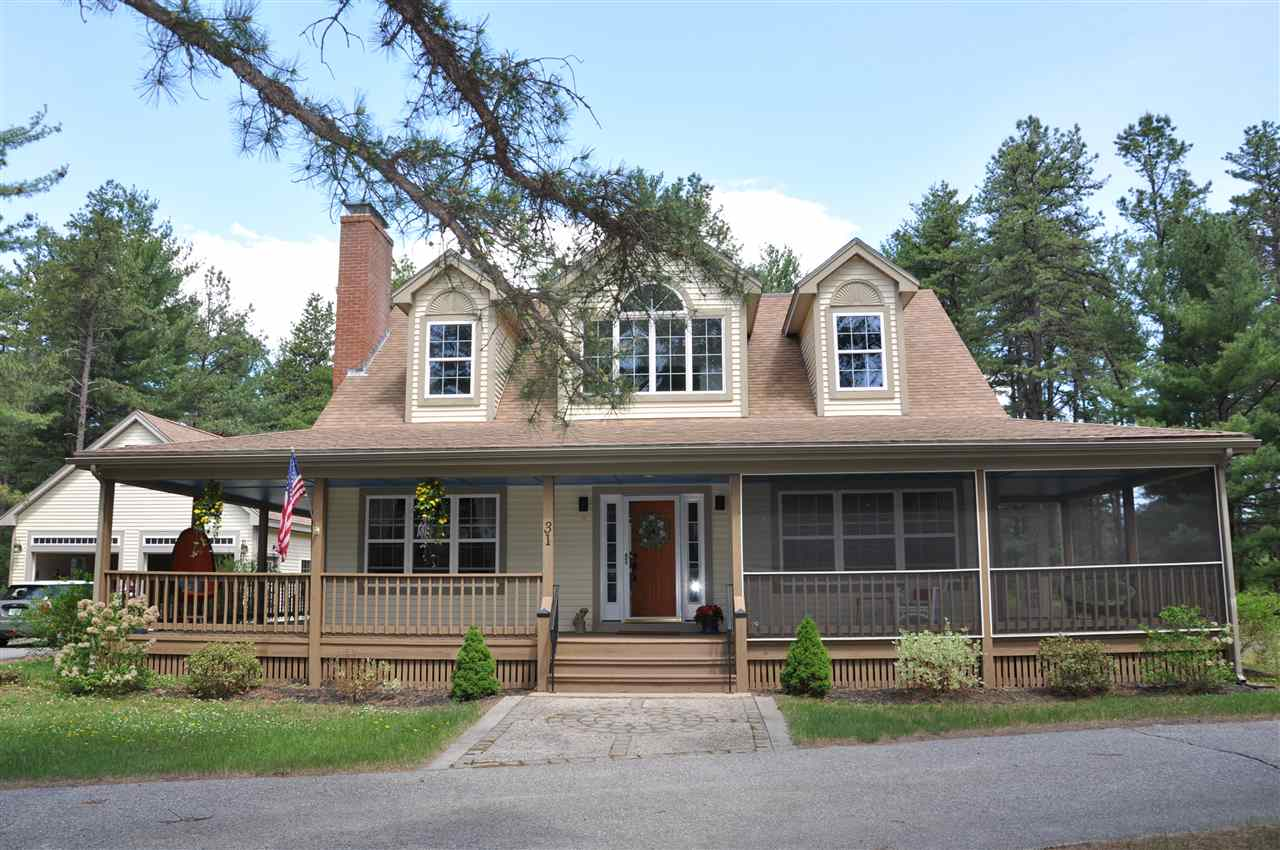 VILLAGE OF WEST OSSIPEE IN TOWN OF OSSIPEE NH  Home for sale $259,900