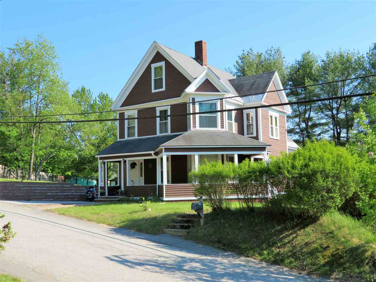 Ashland NH Home for sale $List Price is $189,999