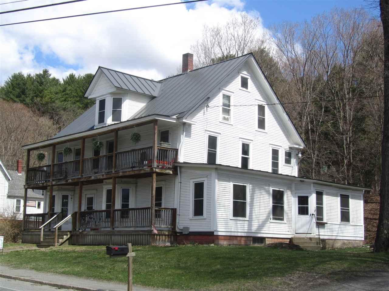 ROYALTON VTMulti Family for sale $$399,000 | $120 per sq.ft.