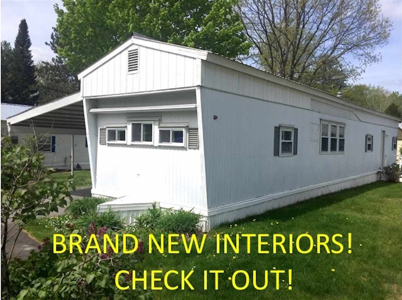 LEBANON NH Mobile-Manufacured Home for sale $$63,000 | $85 per sq.ft.