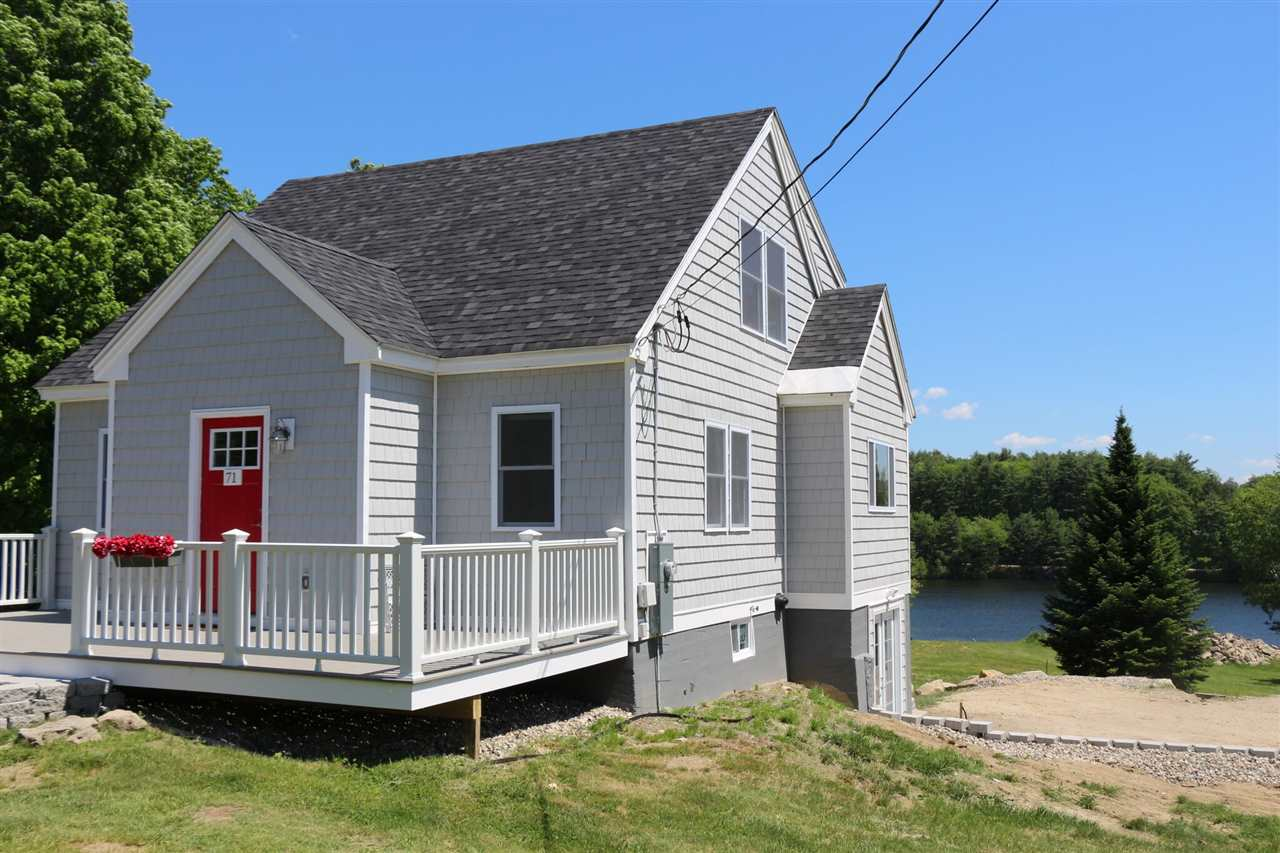 WOLFEBORO NH  Home for sale $849,000