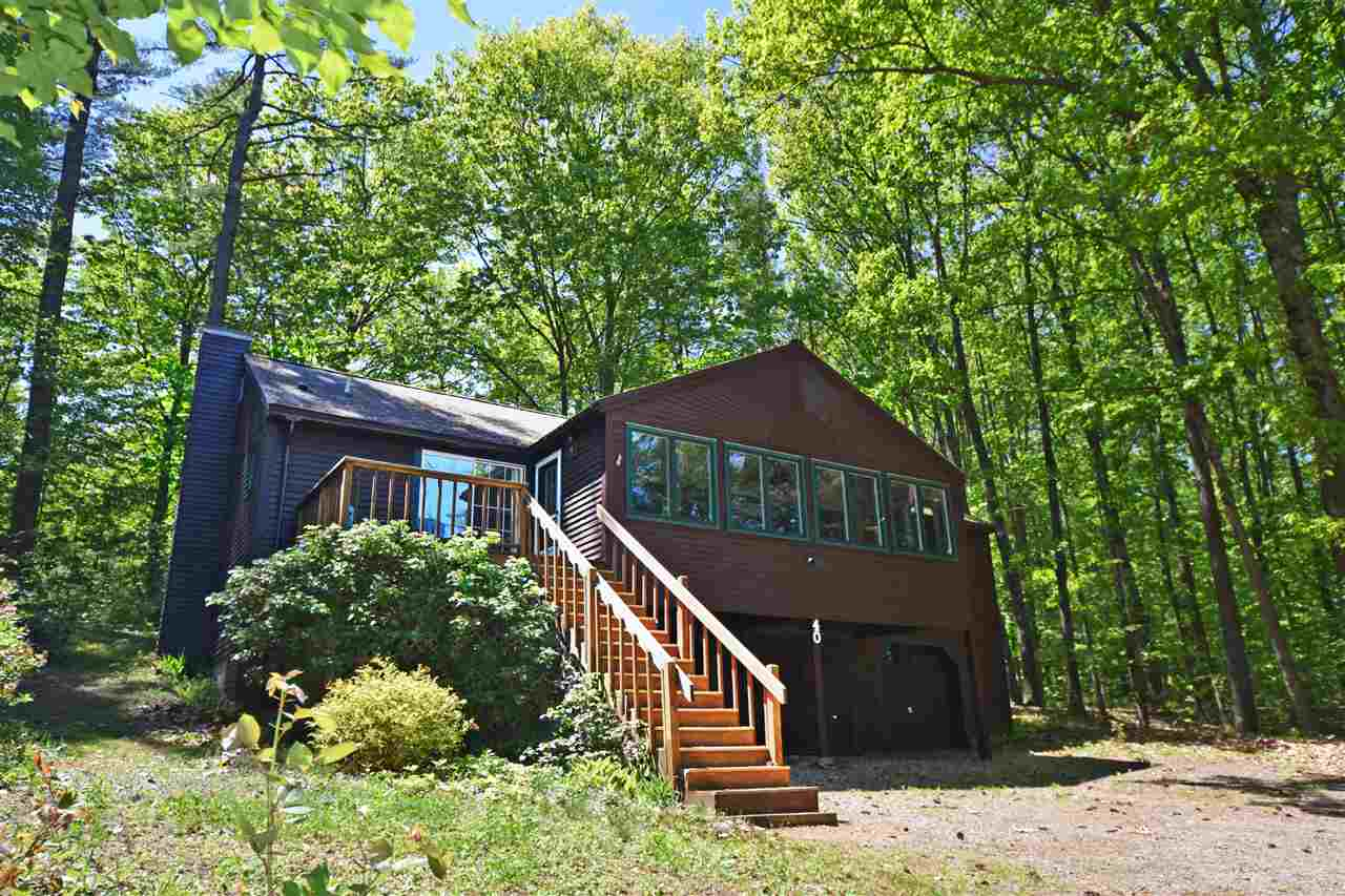 MLS 4695969: 40 Westwind Shores Road, Holderness NH