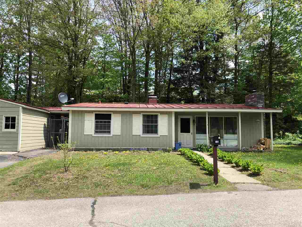 SPRINGFIELD VT Home for sale $$99,000 | $89 per sq.ft.