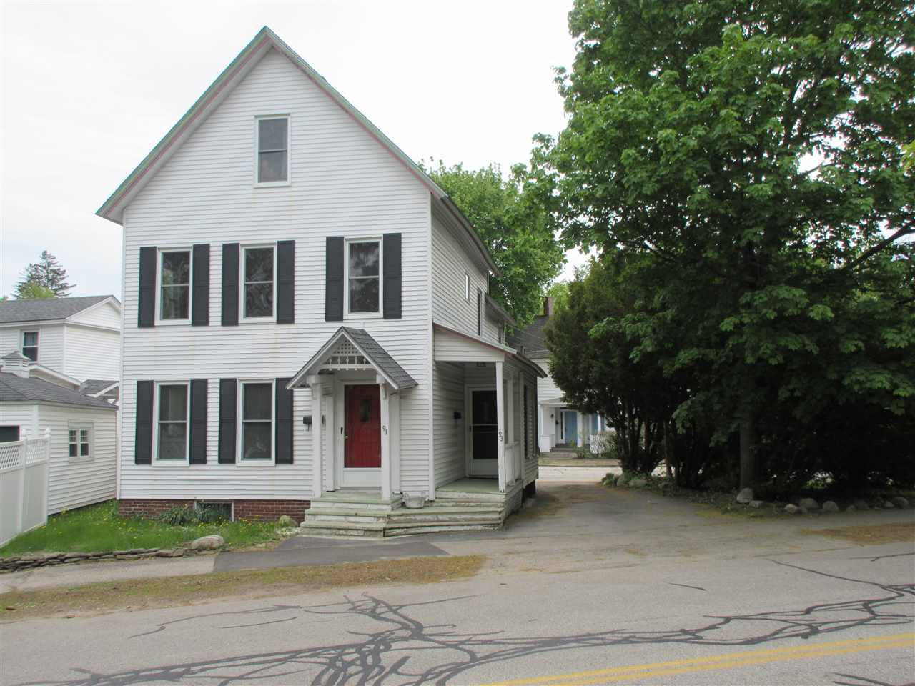 Concord NH Multi Family for sale $List Price is $239,900