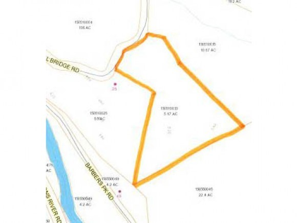 ROCKINGHAM VTLAND  for sale $$34,300 | 5.17 Acres  | Price Per Acre $0