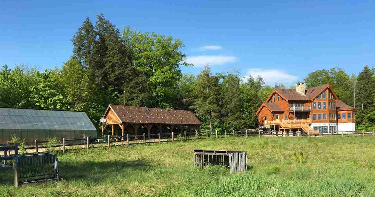 Tamworth NHHorse Farm | Property
