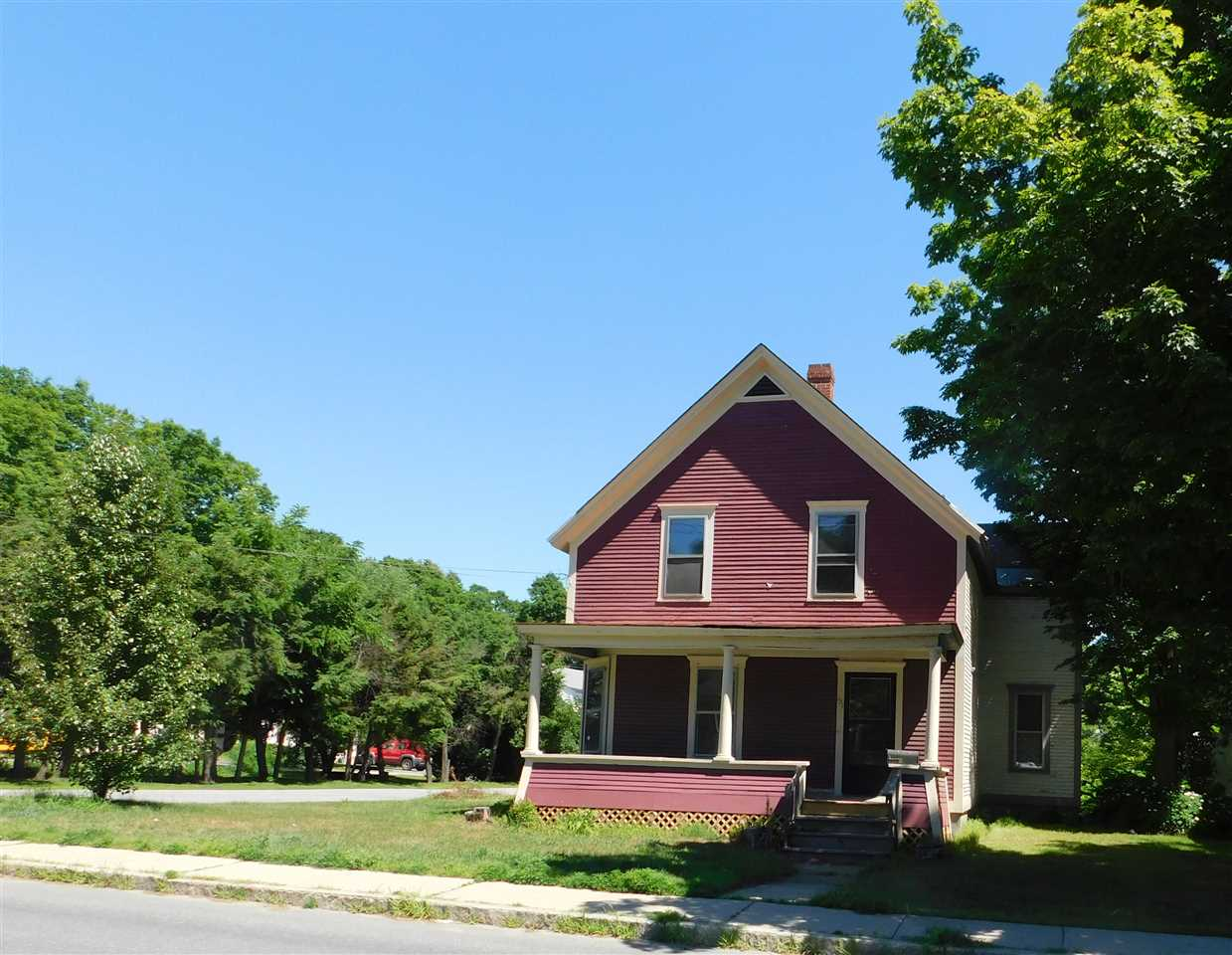 Springfield VT Home for sale $List Price is $99,900