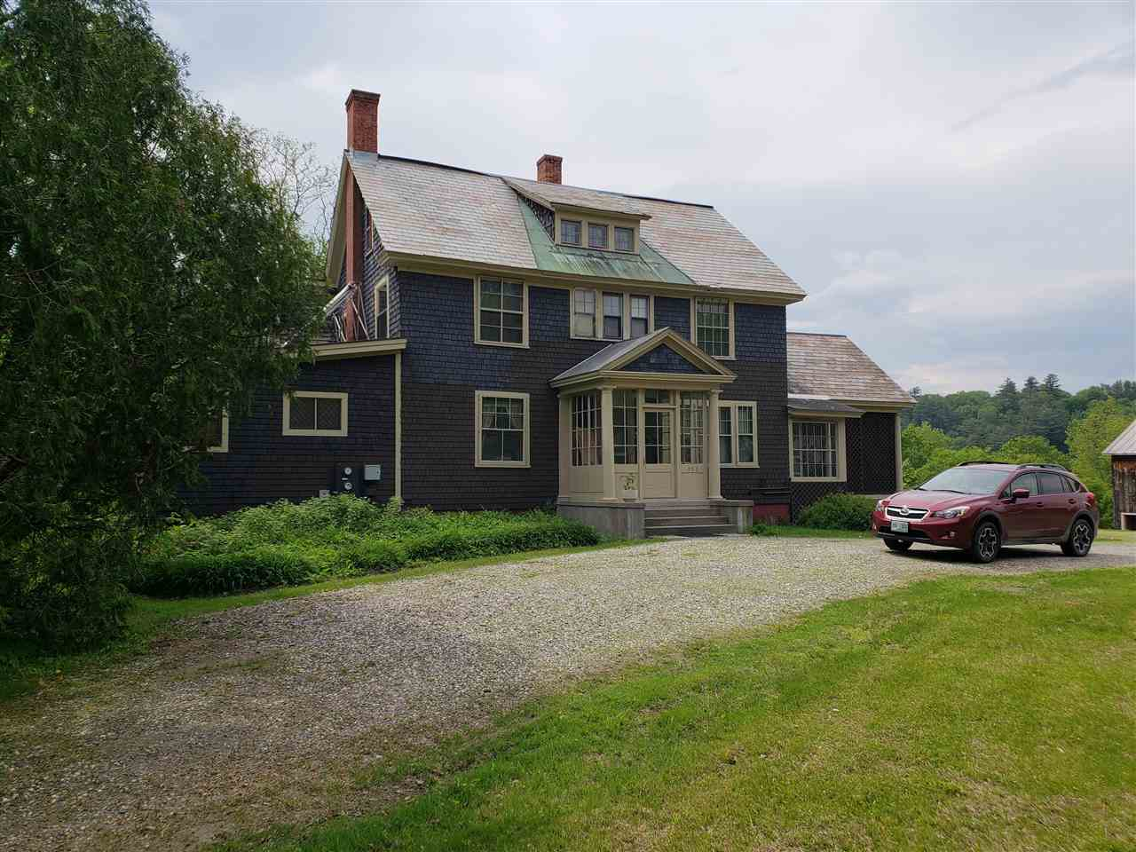 CORNISH NH Lake House for sale $$270,000 | $61 per sq.ft.