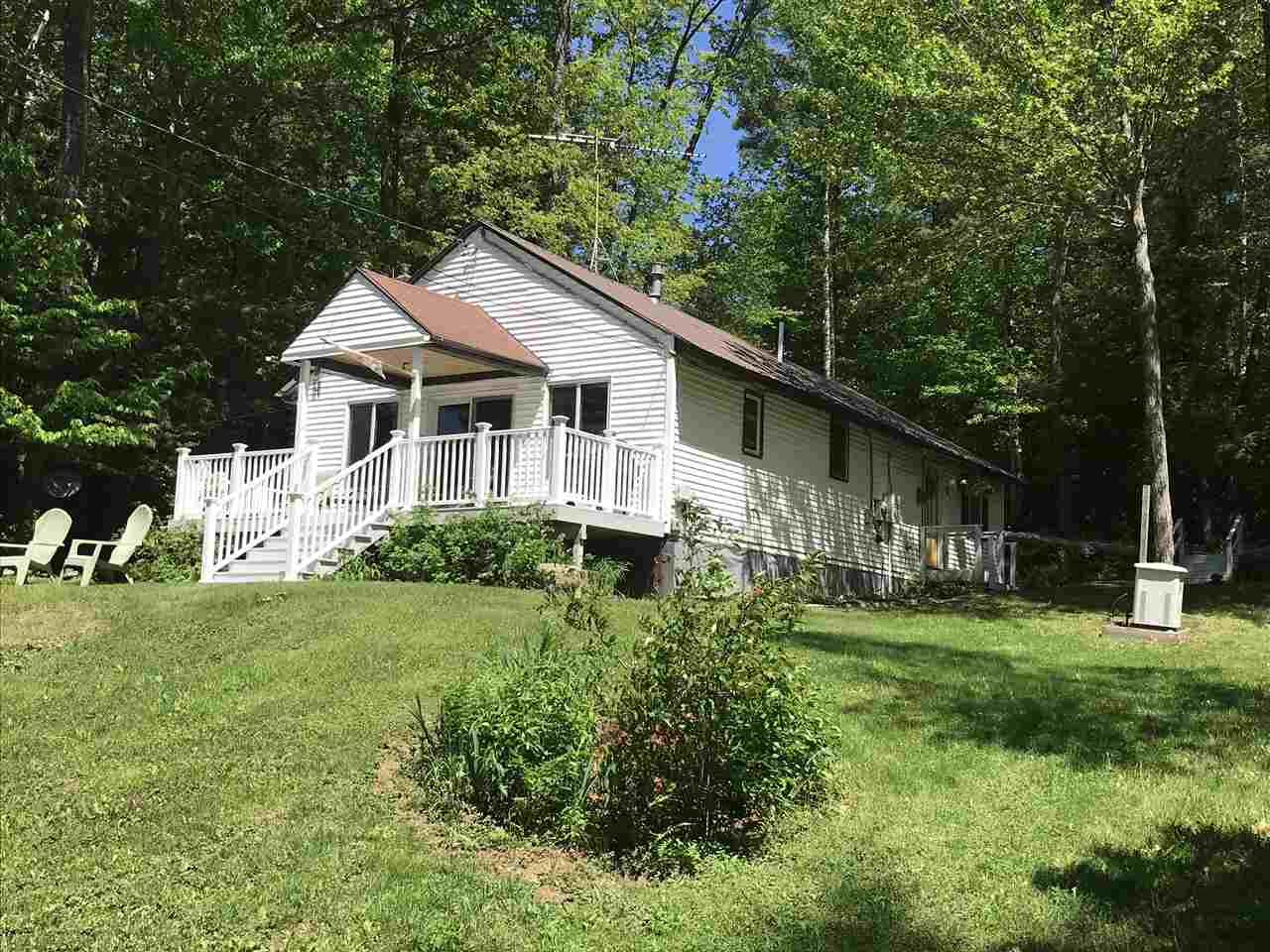 ALSTEAD NH Lake House for sale $$194,900 | $177 per sq.ft.