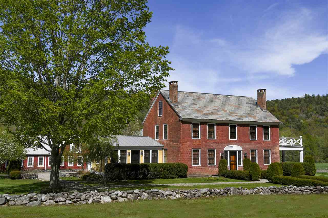 Chester VT Horse Farm | Property  on Williams River