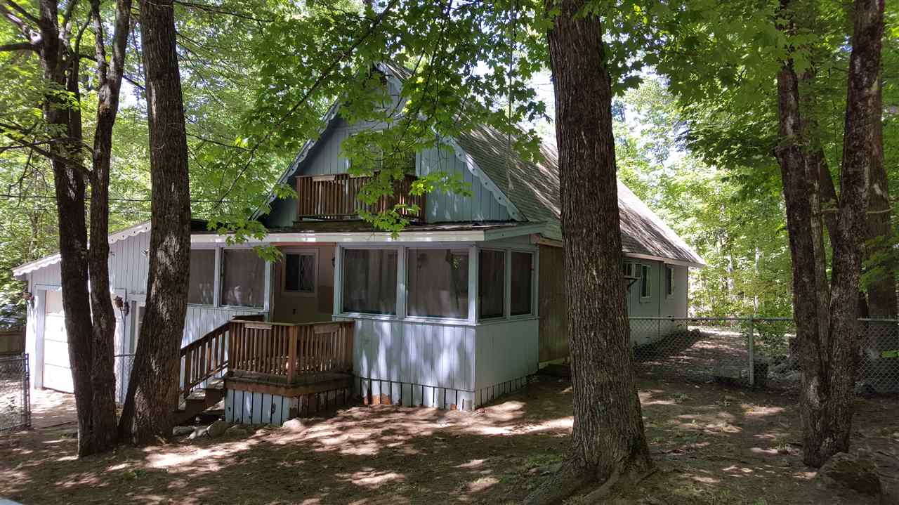 MOULTONBOROUGH NH  Home for sale $175,000