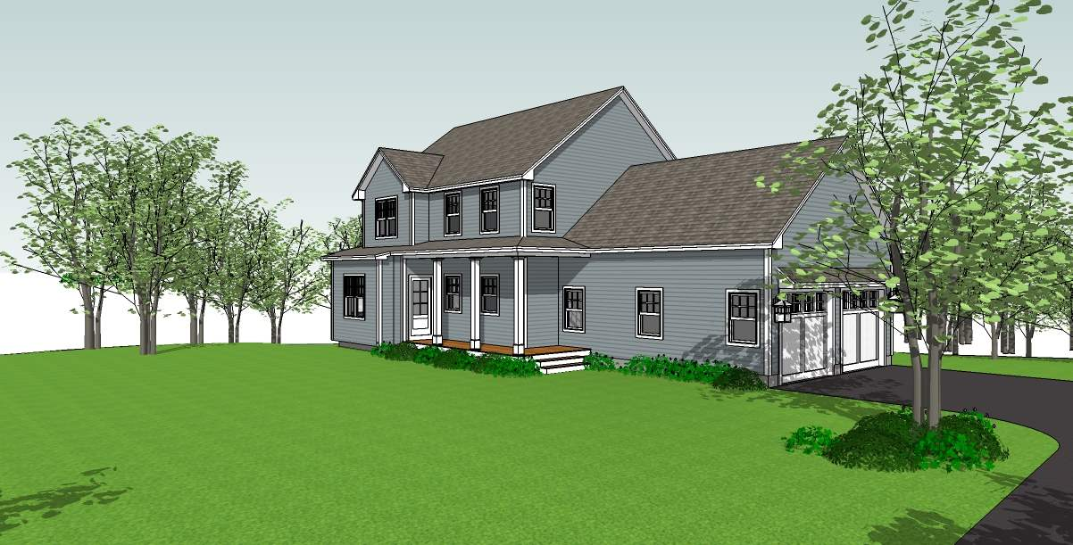 NEW DURHAM NH Home for sale $309,900