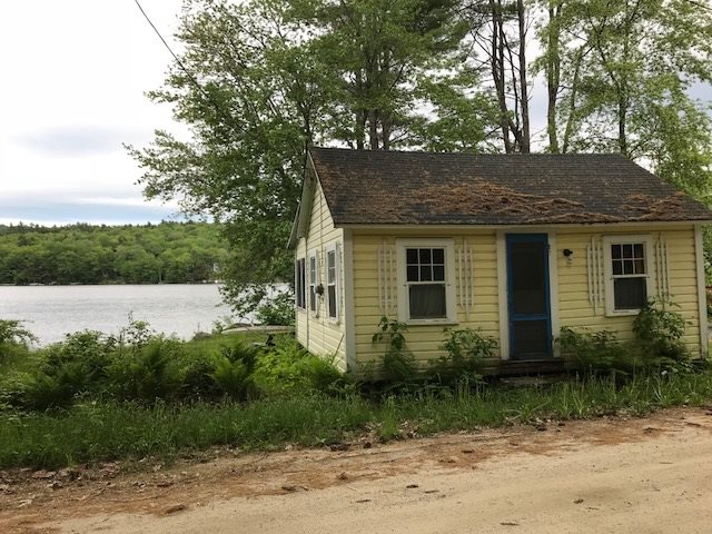 CANAAN NH Lake House for sale $$149,000 | $443 per sq.ft.