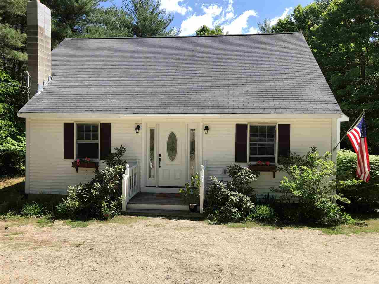 EFFINGHAM NH  Home for sale $229,000