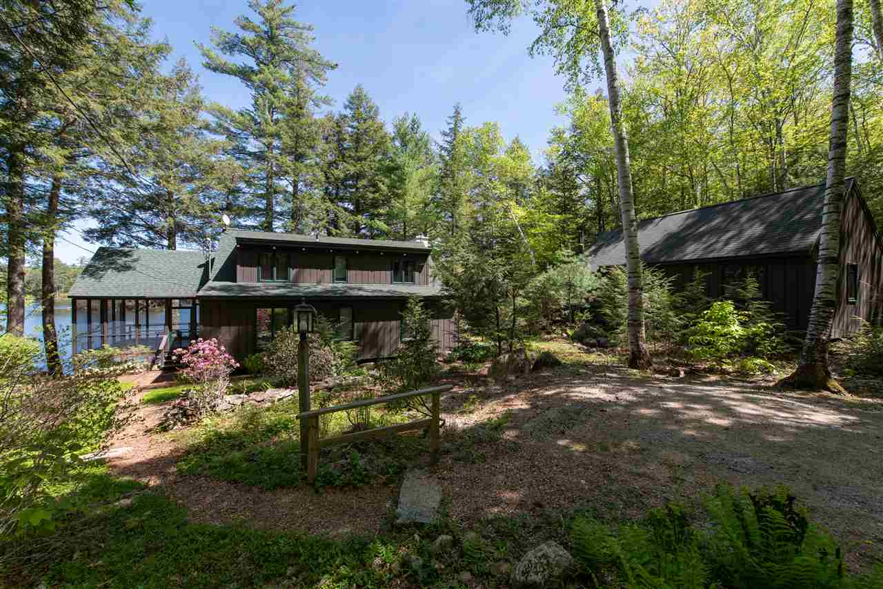 MLS 4697257: 288 Metcalf Road, Sandwich NH