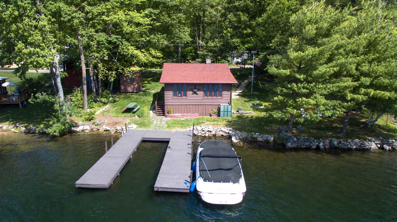 MLS 4697337: 53 Varney Point Right Road, Gilford NH