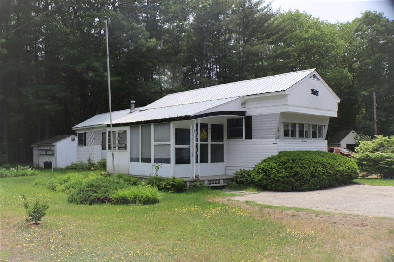 Deering NHMobile-Manufacured Home for sale $List Price is $20,000