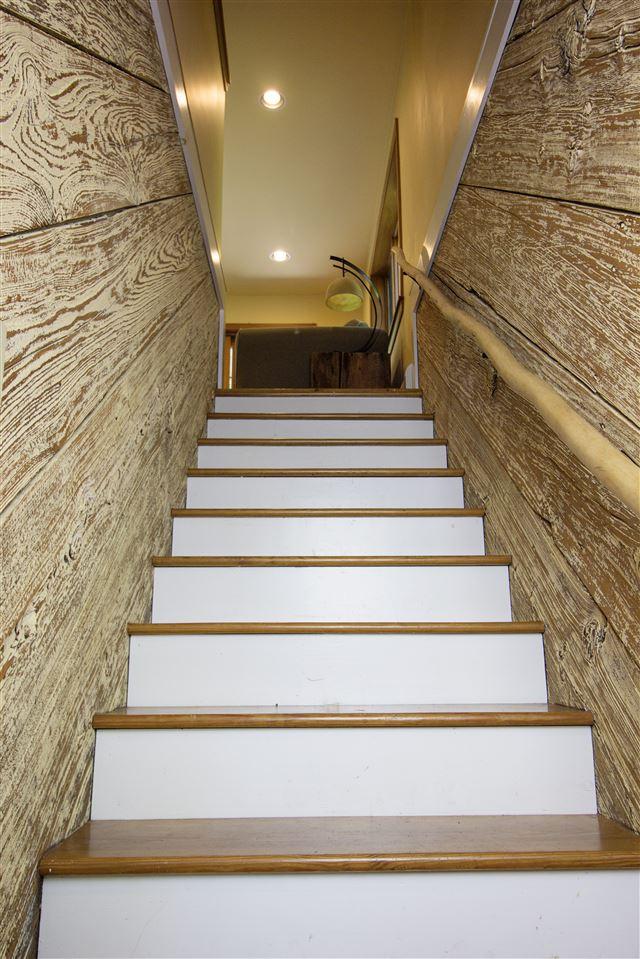 Barn Board Stairwell 12044176