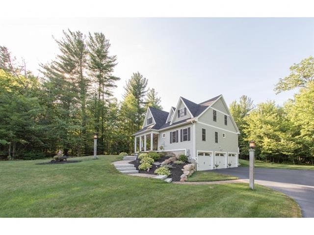 Mont Vernon NH Home for sale $List Price is $409,900