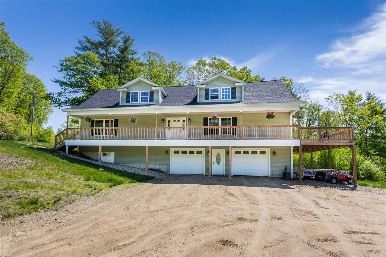 NEW DURHAM NH Home for sale $317,500