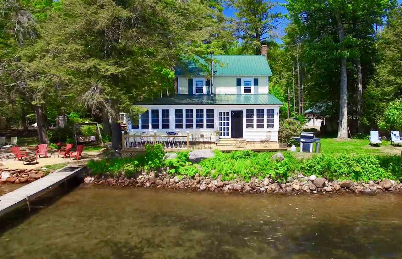 Village of Winnisquam in Town of Sanbornton NH Home for sale $$975,000 $674 per sq.ft.
